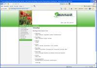 Garten- und Landschaftspflege Mohrhardt