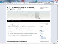 PIVA · Privates Institut für Vorsorge- und Anlagekonzepte GmbH