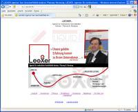 :: Webprojekt : LEOXER