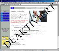 :: Webprojekt : Blaumacherservice.de*