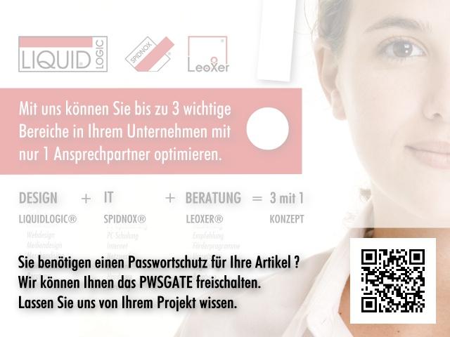 LIQUIDLOGIC<BR>Agentur für Web-, Grafik- & Mediendesign :: Merchandising & DrucksachenFull-Service und Cross-Media aus 76698 Ubstadt-Weiher